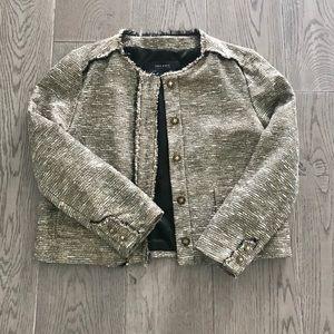 Goldfish short jacket